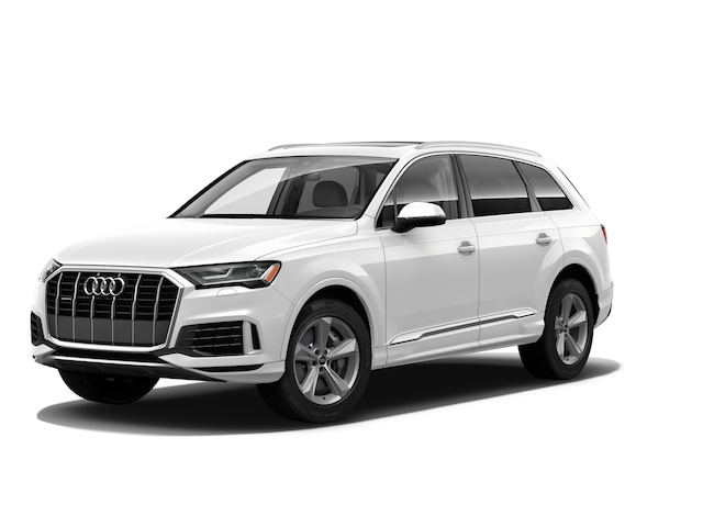 New 2020 Audi Q7 55 Premium SUV for sale in Latham, NY