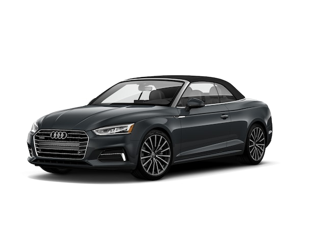 New 2019 Audi A5 2.0T Premium Plus Cabriolet in Cary, NC near Raleigh