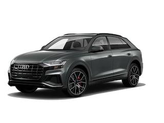 New 2020 Audi Q8 55 Premium Plus SUV WA1EVAF10LD019345 near Smithtown, NY