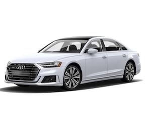 2021 Audi A8 4.0 Sedan