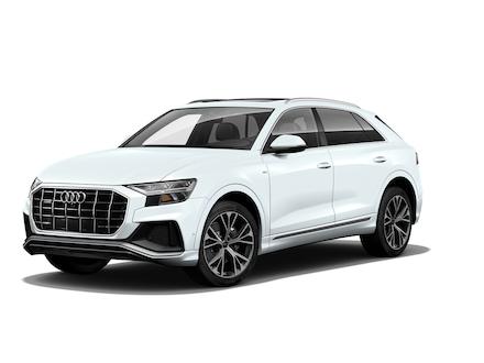 2021 Audi Q8 55 Premium Premium Plus 55 TFSI quattro