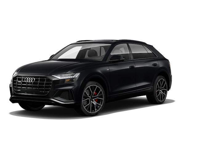 New 2020 Audi Q8 55 Premium SUV for sale in Paramus, NJ at Jack Daniels Audi of Paramus