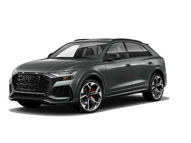 New 2020 Audi RS Q8 4.0T SUV WU1ARBF18LD023841 in Huntington, NY