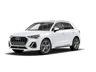 New 2020 Audi Q3 45 S line Premium SUV for sale in Houston