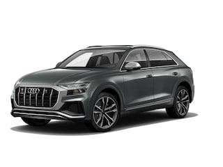 New 2020 Audi SQ8 4.0T Premium Plus Sport Utility