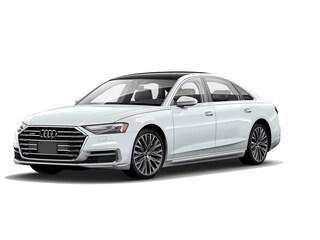 New 2020 Audi A8 L 55 Sedan WAU8DAF85LN011252 near Smithtown, NY