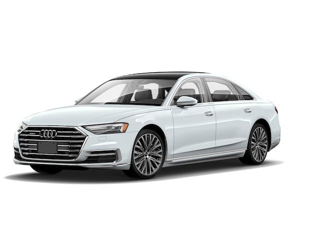 New 2020 Audi A8 L 55 Sedan WAU8DAF80LN004399 in Huntington, NY