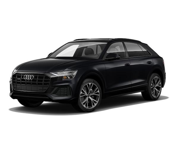 New 2021 Audi Q8 55 Premium SUV WA1AVAF14MD030719 MD030719 for sale in Sanford, FL near Orlando