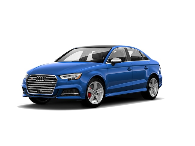 New 2019 Audi S3 Sedan Warrington