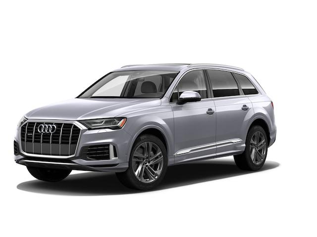 New 2020 Audi Q7 55 Premium Plus SUV in Chattanooga