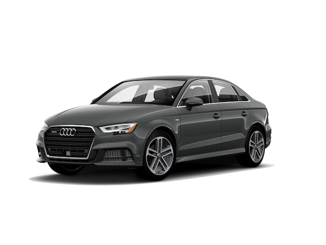 New 2019 Audi A3 2.0T Premium Plus Sedan WAUJEGFF4KA088913 in Iowa City, IA