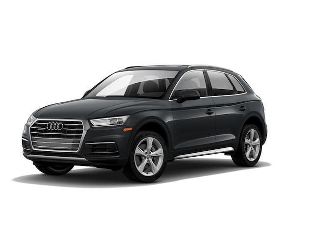 New 2020 Audi Q5 45 Premium SUV WA1ANAFY5L2083257 in Iowa City, IA