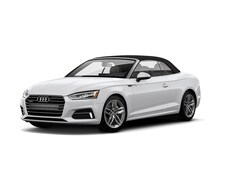 New 2019 Audi A5 2.0T Premium Cabriolet WAUWNGF57KN010440 for sale in Hartford, CT