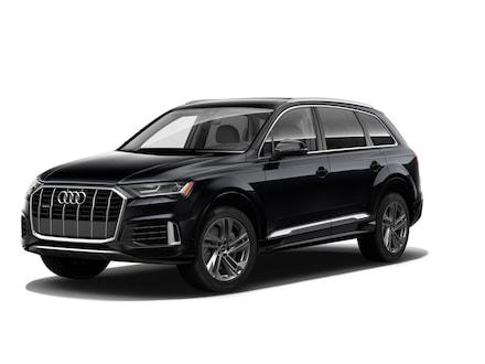 New 2021 Audi Q7 55 Premium Plus SUV for Sale in Huntington Station
