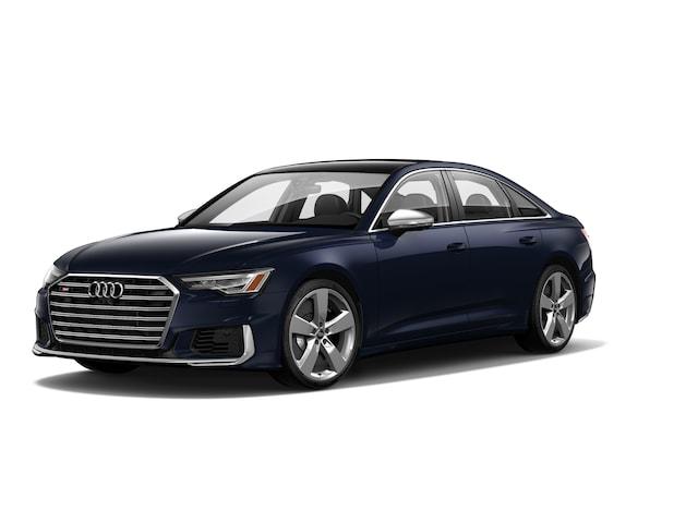 2020 Audi S6 4.0T Premium Plus Quattro Sedan