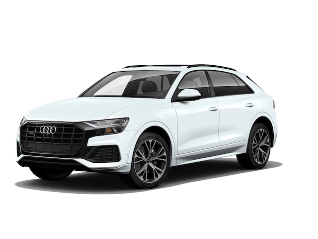 New 2021 Audi Q8 55 Premium SUV for sale in Erie PA