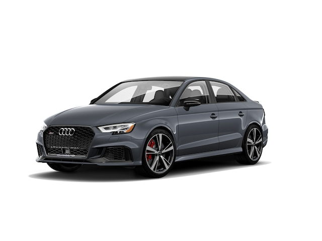 New 2019 Audi RS 3 2.5T Sedan in Cary, NC near Raleigh
