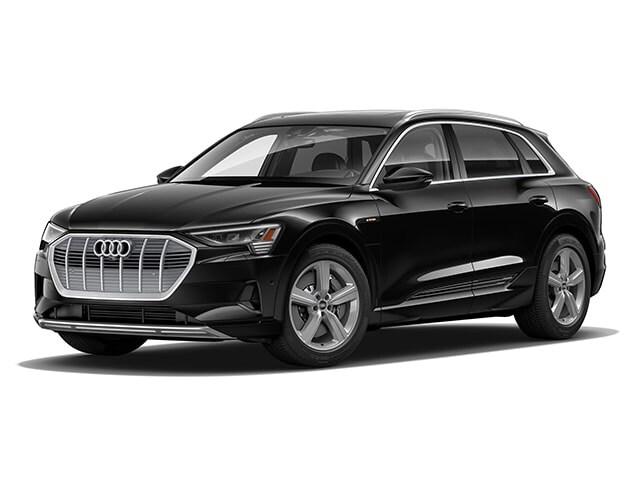 New 2019 Audi e-tron Premium Plus SUV near Atlanta, GA