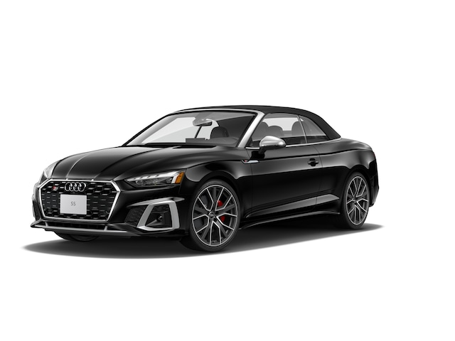 New 2020 Audi S5 3.0T Prestige Cabriolet in Cary, NC near Raleigh