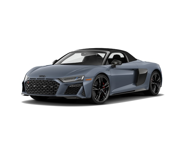 New 2020 Audi R8 5.2 V10 performance Spyder for sale in Allentown, PA at Audi Allentown
