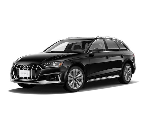 2020 Audi A4 allroad 2.0T Prestige Wagon