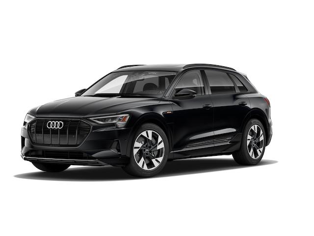 New 2021 Audi e-tron Premium SUV WA1AAAGE5MB015221 MB015221 for sale in Sanford, FL near Orlando