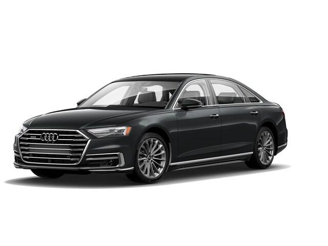 2020 Audi A8 4.0 60 TFSI quattro