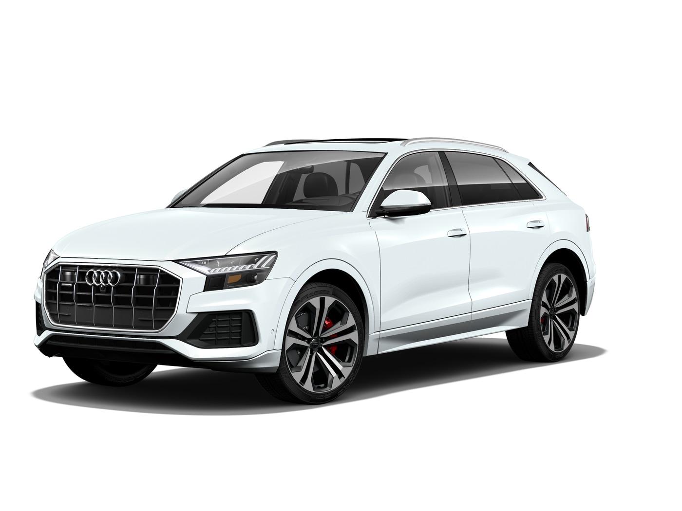 2019 Audi Q8 Prestige 55 TFSI quattro
