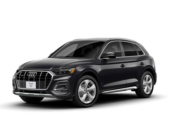 New 2021 Audi Q5 45 Premium Plus SUV WA1BAAFY8M2055275 M2055275 for sale in Sanford, FL near Orlando