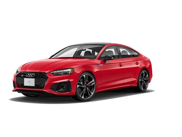 New 2020 Audi S5 3.0T Premium Sportback for sale in Paramus, NJ at Jack Daniels Audi of Paramus
