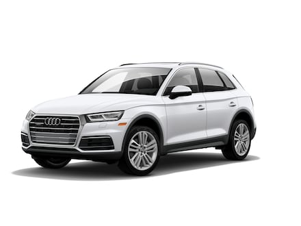 Featured new 2020 Audi Q5 45 Premium Plus SUV for sale near Smithtown, NY