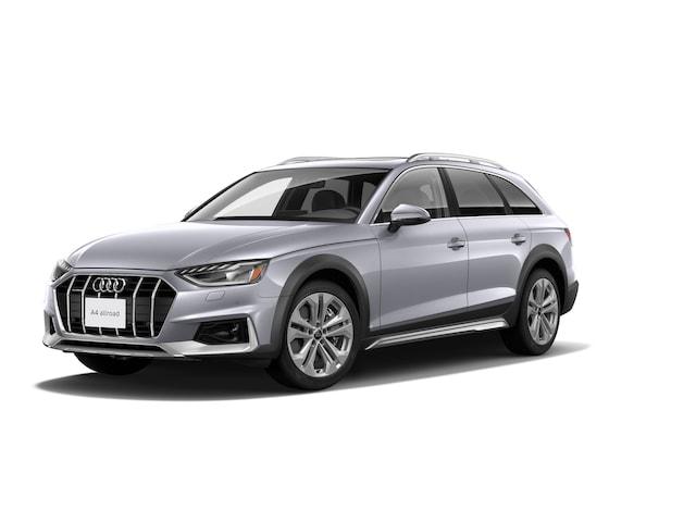 New 2020 Audi A4 allroad 2.0T Premium Wagon for sale in Latham, NY