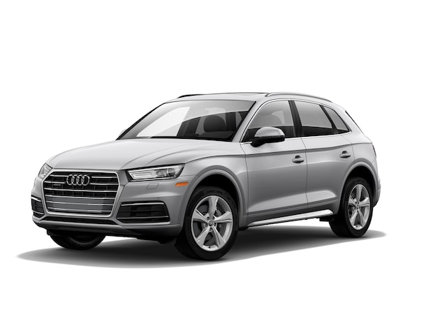 New 2020 Audi Q5 45 Premium SUV WA1ANAFY4L2082343 in Iowa City, IA