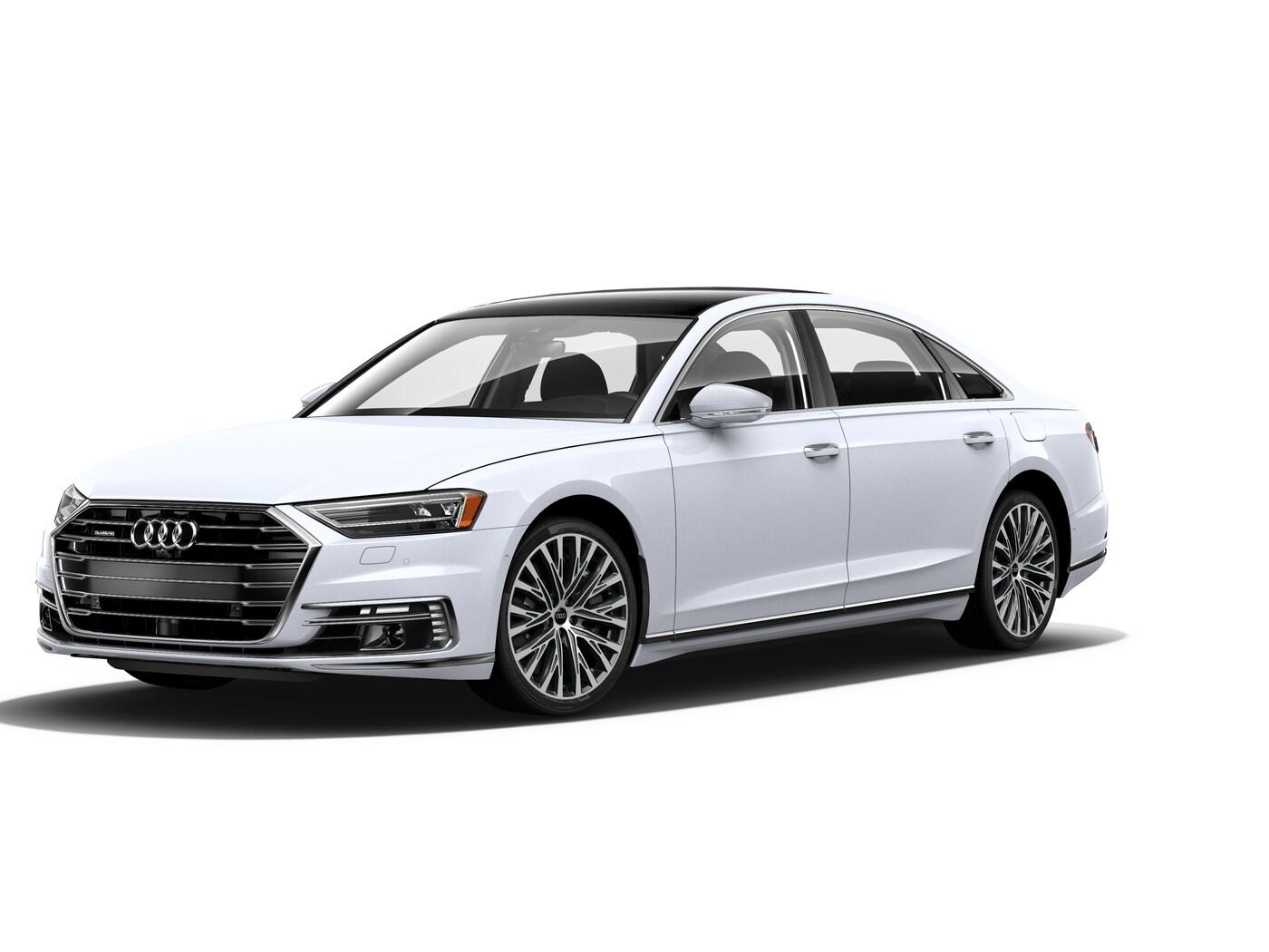 Audi A8 e Hybrid