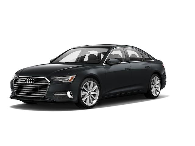 New 2019 Audi A6 45 Premium Sedan WAUE8AF28KN118748 in Huntington, NY