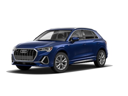 Featured new 2021 Audi Q3 45 S line Premium Plus SUV for sale near Smithtown, NY