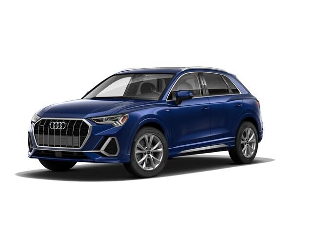 New 2021 Audi Q3 S Line 45 S line Premium Plus SUV WA1EECF34M1100428 M1100428 for sale in Sanford, FL near Orlando