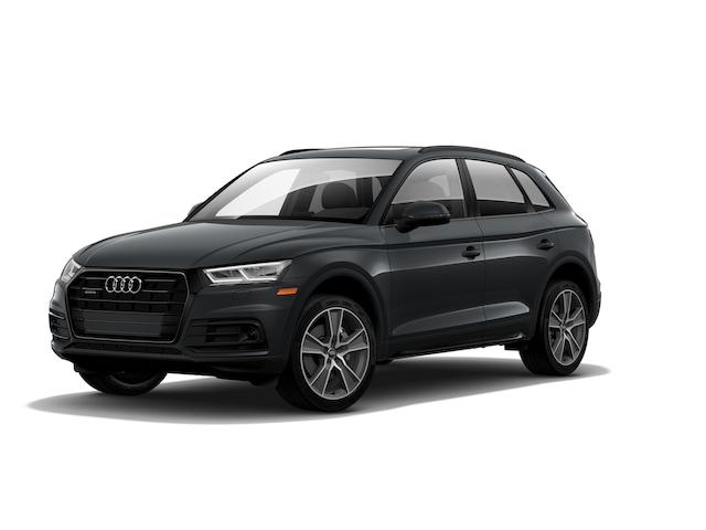 New 2020 Audi Q5 45 Premium Plus SUV WA1BNAFY5L2009034 in Huntington, NY