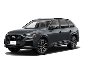 New 2021 Audi SQ7 Premium Plus SUV in Irondale