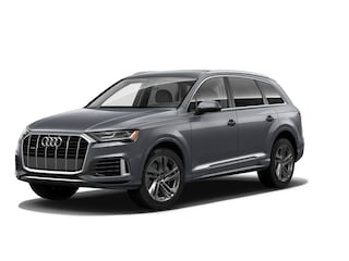 New 2021 Audi Q7 55 Premium SUV 21AU012 for sale in Burlington Vermont