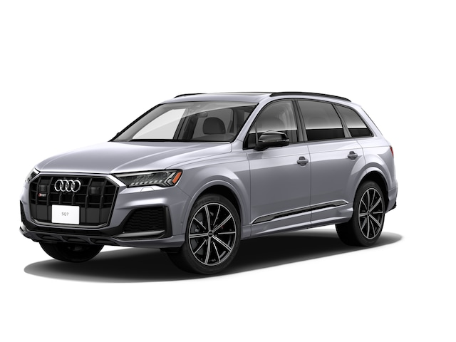 New 2021 Audi SQ7 4.0T Premium Plus SUV for sale in Brentwood, TN