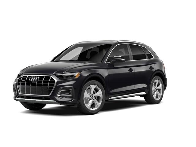 New 2021 Audi Q5 45 Premium Plus SUV WA1BAAFY1M2111086 M2111086 for sale in Sanford, FL near Orlando