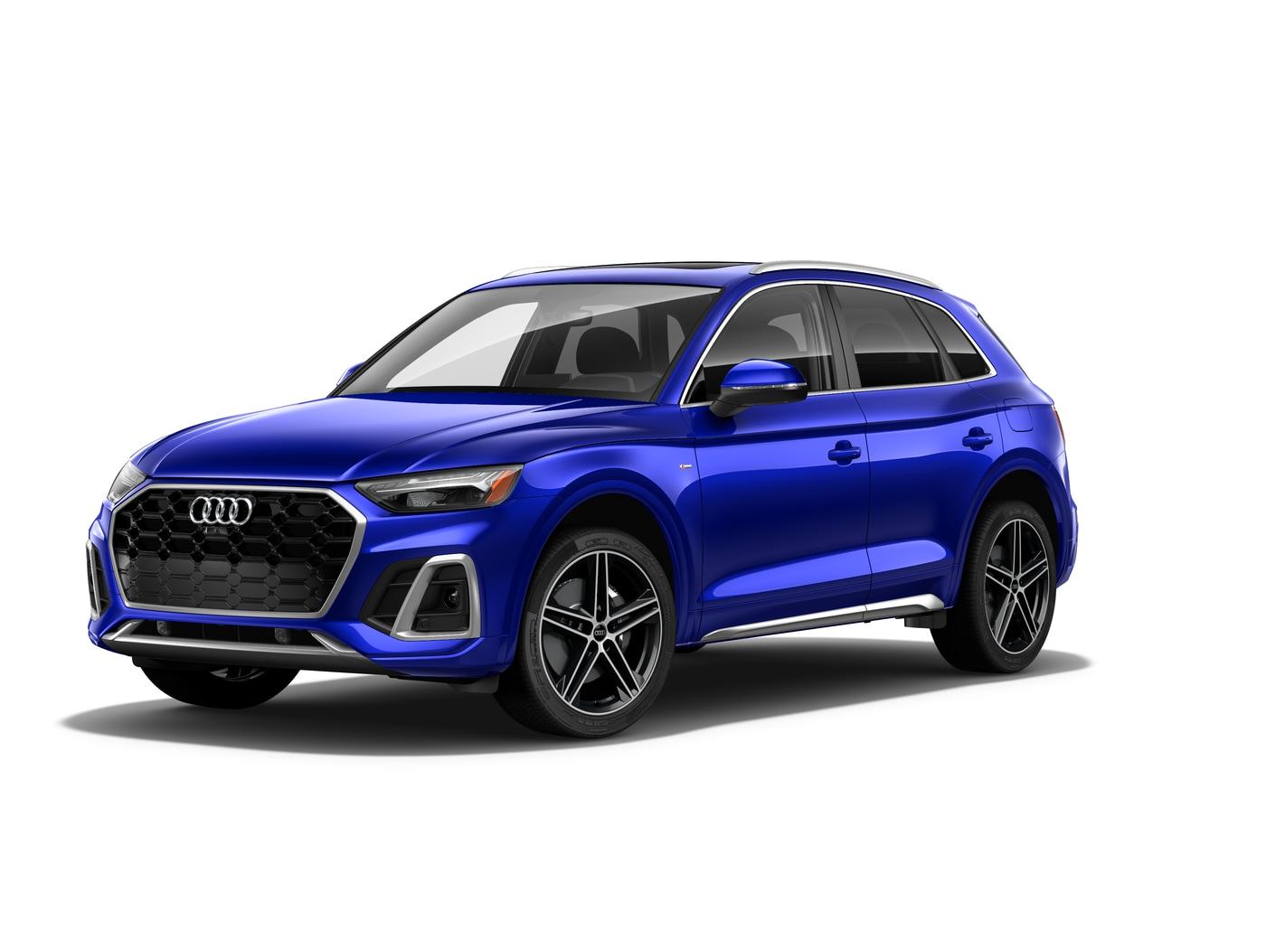 Audi Q5 e Hybrid