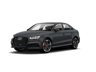 New 2020 Audi S3 2.0T S line Premium Plus Sedan Los Angeles, Southern California