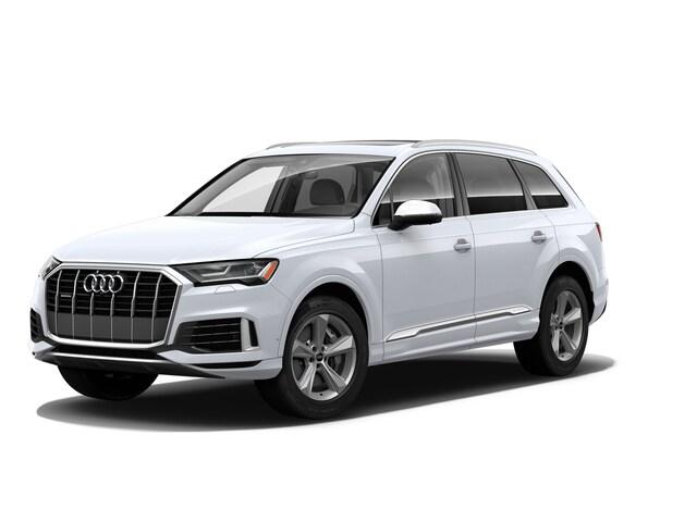 New 2021 Audi Q7 45 Premium Plus SUV near Amittyville, NY