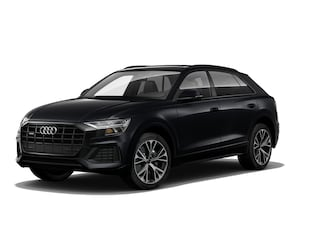 New 2020 Audi Q8 55 Premium SUV for sale in Massapequa, NY