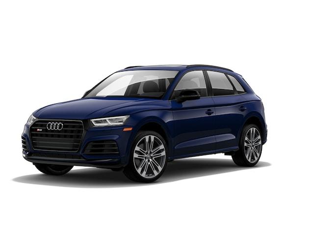 New 2020 Audi SQ5 3.0T Premium SUV in Rochester, NY