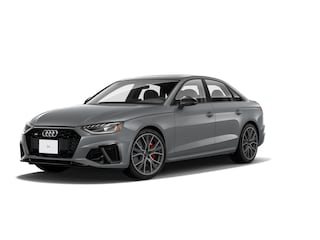 New 2020 Audi S4 Premium Plus Sedan in Irondale