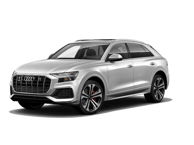 New 2019 Audi Q8 3.0T Premium Plus SUV in Cary, NC near Raleigh