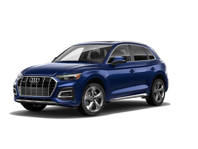 New 2021 Audi Q5 45 Premium Plus SUV for sale in Houston